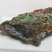 Lavendulan & Tennantite & Zeunerite