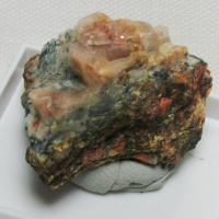 Emplectite In Baryte