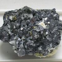 Galena & Quartz & Pyrite