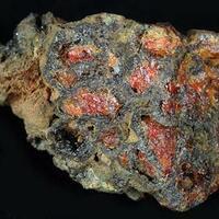 Vanadinite & Descloizite