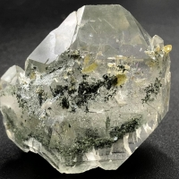 Quartz With Titanite Inclusions