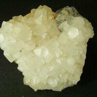 Quartz With Galena & Fluorite