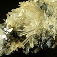 Quartz Galena & Sphalerite