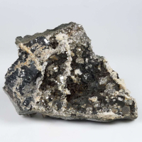 Pyrite Hematite & Dolomite
