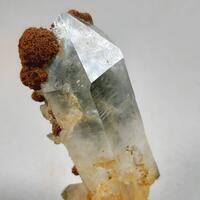 Quartz Chlorite & Siderite