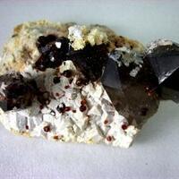 Hyalite & Smoky Quartz
