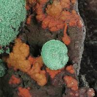 Malachite & Goethite