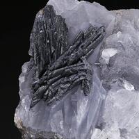 Calcite & Plumosite