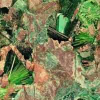 Cuprosklodowskite & Metatorbernite
