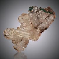 Cerussite & Malachite