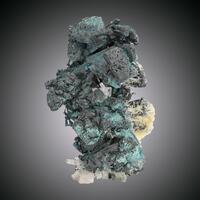 Chalcocite & Mimetite