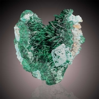 Chrysocolla Psm Cuprite & Malachite