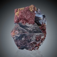 Silver On Copper Psm Cuprite & Cuprite