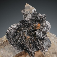 Ilmenite & Quartz