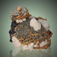 Pyrrhotite Calcite & Dolomite