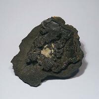 Löllingite On Native Arsenic