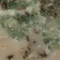 Ternesite & Calcio-olivine