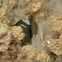 Tetrahedrite & Rhodochrosite