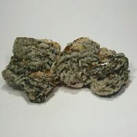 Baryte Calcite & Jordanite