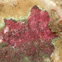 Chalcotrichite & Native Copper
