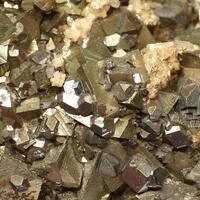 Arsenopyrite Galena & Calcite