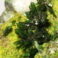 Olivenite Gartrellite & Bayldonite