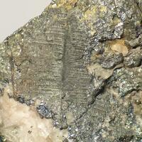 Rammelsbergite Psm Native Silver