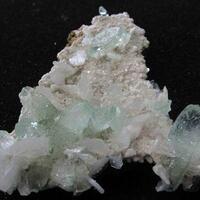 Apophyllite & Stilbite