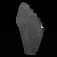 Quartz With Calcite With Heulandite
