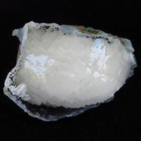 Stellerite In Chalcedony