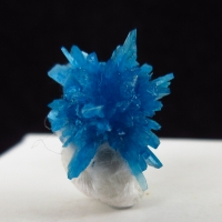 Pentagonite On Mordenite