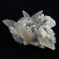 Calcite With Heulandite