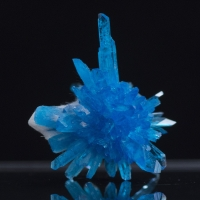 Pentagonite With Mordenite