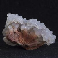 Scolecite With Chalcedony