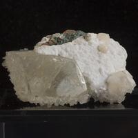 Calcite & Stilbite