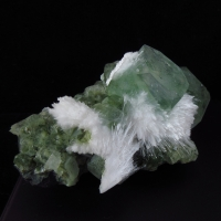 Apophyllite With Scolecite