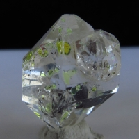Quartz With Petroleum