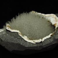 Mesolite In Geode