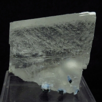 Calcite Included With Mordenite & Chalcedony