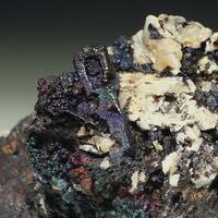 Cerussite Psm Anglesite & Goethite