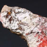 Corderoite & Cinnabar