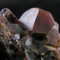 Rhodonite & Sphalerite