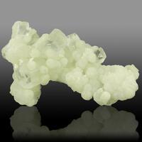 Gyrolite Apophyllite & Stilbite