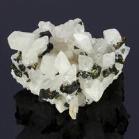 Danburite & Pyrite