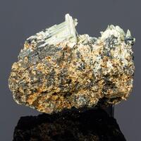 Actinolite & Epidote