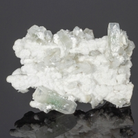 Apophyllite Mordenite Okenite & Stilbite