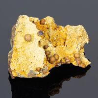 Sphärosiderite & Tridymite