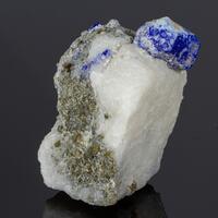 Lapis Lazuli & Calcite