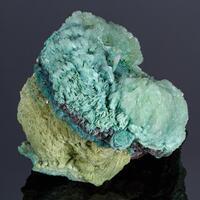 Stilbite Heulandite & Aluminoceladonite