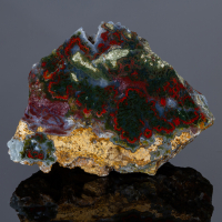 Agate & Stromatolite